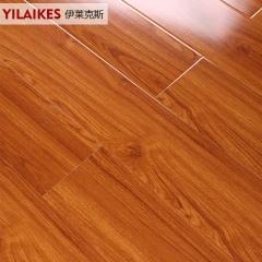 伊莱克斯地板实木地板光面地板檀木柚 813*153