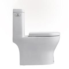 法恩莎卫浴一体马桶坐便器静音节水连体座便器有350坑距FB1668 坑距305