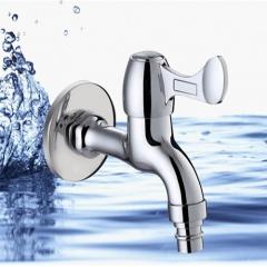 FAENZA法恩莎卫浴四分接头洗衣机龙头FS04小水嘴水龙头FS03