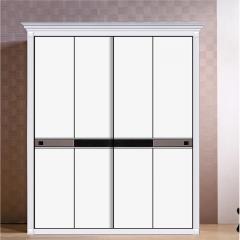 泉顺居家整体家居衣柜 LX-1766 高端隐形框现代工艺 图片色 咨询客服 可定制 定金