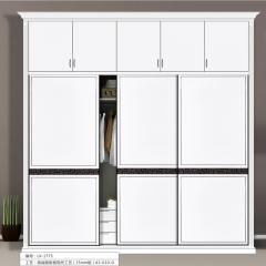 泉顺居家整体家居衣柜 LX-1775 高端隐形框现代工艺 图片色 咨询客服 可定制 定金