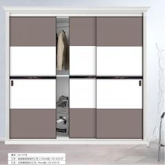 泉顺居家整体家居衣柜 LX-1778 高端隐形框现代工艺 图片色 咨询客服 可定制 定金
