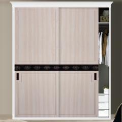 泉顺居家整体家居衣柜 LX-1781 高端隐形框现代工艺 图片色 咨询客服 可定制 定金