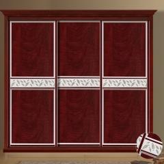 泉顺居家整体家居衣柜 LX-1796 转换新型框 图片色 咨询客服 可定制 定金