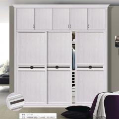 泉顺居家整体家居衣柜 LX-1795 60转换新型框 图片色 咨询客服 可定制 定金
