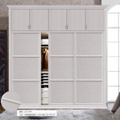 泉顺居家整体家居衣柜 LX-1797 60转换新型框 图片色 咨询客服 可定制 定金
