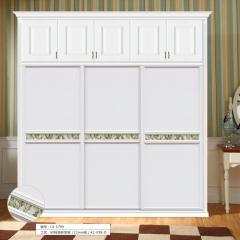 泉顺居家整体家居衣柜 LX-1799 60转换新型框 图片色 咨询客服 可定制 定金