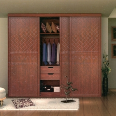 泉顺居家整体家居衣柜RMN5636 图片色 咨询客服 可定制 定金