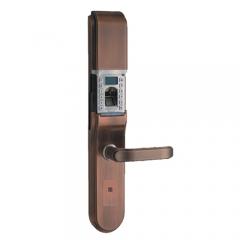 名门静音门锁指纹锁EZ0202A红古铜 EZ0202A红古铜