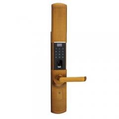 名门静音门锁指纹锁EZ0606A黄古铜 EZ0606A黄古铜
