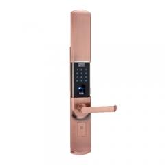 名门静音门锁指纹锁EZ0606A红古铜 EZ0606A红古铜