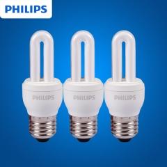怡达照明  飞利浦节能灯2U 3U光  E27大螺口灯泡光源 18W