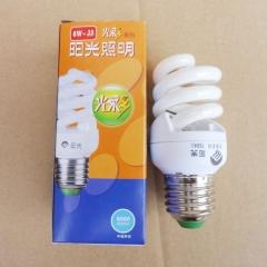怡达照明  全/半螺超亮家用室内节能灯泡E27螺口 定金