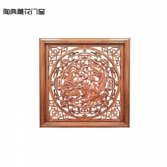陶典雕花门窗雅典时尚仿古挂件 图片色 实木 订金