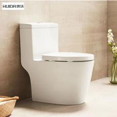 惠达卫浴虹吸式小户型卫生间抽水马桶家用节水陶瓷坐便器