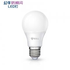 宏达灯饰LED球泡E14/E27螺口灯头暖冷白黄光白光节能螺旋光源单灯灯泡
