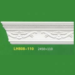 川主饰材石膏角线雕花角线LH808-110 2450*110