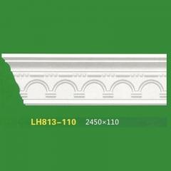 川主饰材石膏角线雕花角线LH813-110 2450*110
