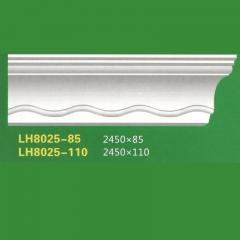 川主饰材石膏角线雕花角线LH8025-110 2450*110
