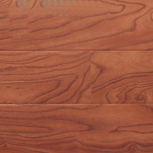 路易世家地板枫丹白露 镂铣同步榆木系列地板2608