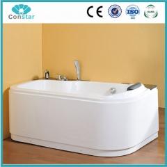 浴缸C018 五件套 普通浴缸 冲按摩浪浴缸 亚克力 单人独立浴缸 定金