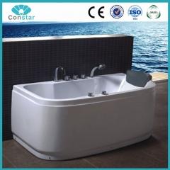 浴缸C08001 五件套 普通浴缸 冲浪按摩浴缸 亚克力 单人独立浴缸 定金