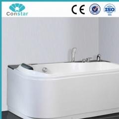 浴缸C017 五件套 普通浴缸 冲浪按摩浴缸 亚克力 独立单人浴缸 定金