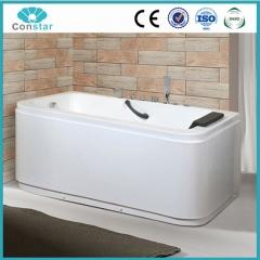 浴缸C016 五件套 普通浴缸 冲浪按摩浴缸 亚克力 单人独立式浴缸 定金