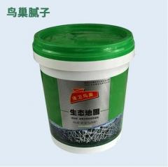 鸟巢腻子  康卫鸟巢生态地固 低粘型乳液高聚合物地面界面剂 重量 :5kg