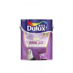 多乐士乳胶漆致悦净味抗甲醛全效6L单桶墙面漆内墙涂料油漆白色(不调色) 6L