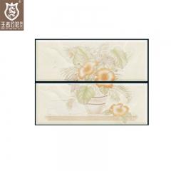 冠盛陶瓷 王者公馆 银丝白玉内墙砖 240×660mm 定金