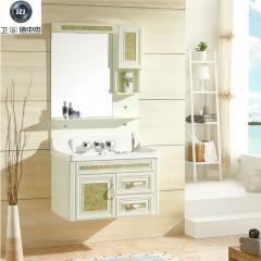 洁中杰卫浴 浴室柜系列 6007B PVC 800x480mm 定金