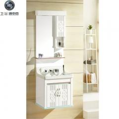 洁中杰卫浴 浴室柜系列 6026B PVC 600X480MM 定金
