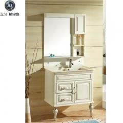 洁中杰卫浴 浴室柜系列6012 pvc 800x520mm 定金