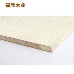 福欣木业板材双面小布纹生态板 付款方式:定金