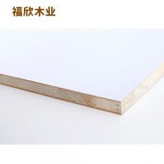 福欣木业板材双面小布纹生态板板 付款方式:定金