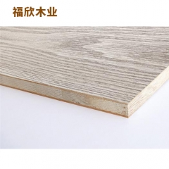福欣木业板材双面棕色水曲柳生态板 付款方式:定金