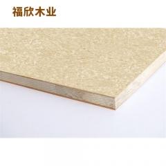 福欣木业板材双面新雅米黄生态板 付款方式:定金