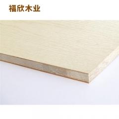 福欣木业板材双面加拿大白枫生态板 付款方式:定金
