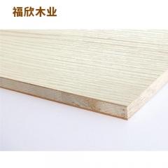 福欣木业板材双面花纹红橡生态板 付款方式:定金