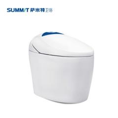 萨米特卫浴诺亚无水箱升级系列无水箱智能坐便器S711D M/L 定金