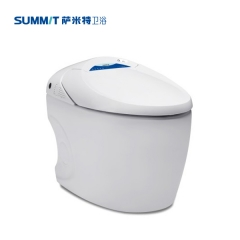 萨米特卫浴诺亚无水箱升级系列无水箱智能坐便器S721D M/L 定金