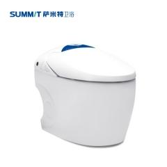 萨米特卫浴诺亚无水箱升级系列无水箱智能坐便器S722D M/L 定金