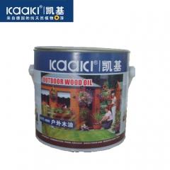 凯基涂料 德国纯天然涂料  木屋专用户外系列 户外木油 定金