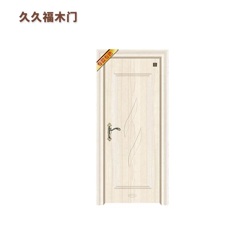 久久福门业 定制木门 室内门木门覆塑门系列 福秀(