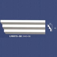 靓点石膏背景墙装饰线条雕花线条素面角线平线LH6015-98