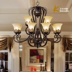 嘉美照明-卡尔诗顿简约客厅吊灯KD8023AX