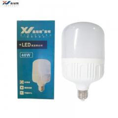 高富帅高护帅LED灯泡e27螺口节能超亮5W白光球泡灯照明家用单灯 5W