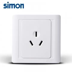欧莱亚灯饰西蒙正品开关插座面板55系列16A空调插座面板86型家用电器
