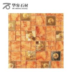 华容石材卫生间浴室背景墙马赛克CD-440